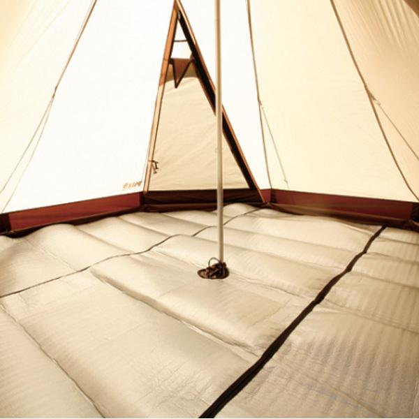ogawa campal(小川キャンパル) フロアーマット ピルツ9用 3857テントマット グランドシート テントアクセサリー グランドシート・テントマット テントインナーマット アウトドアギア