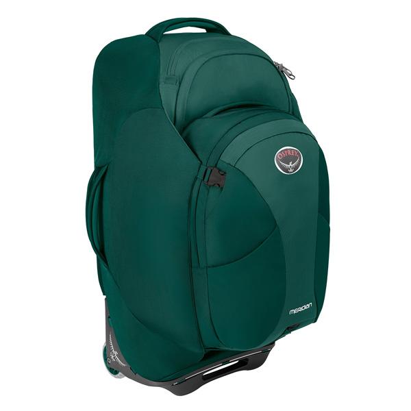 OSPREY(オスプレー) メリディアン75(28インチ)/レインフォレストグリーン OS55001グリーン キャリーバッグ スーツケース トラベル・ビジネスバッグ キャスターバッグ アウトドアギア