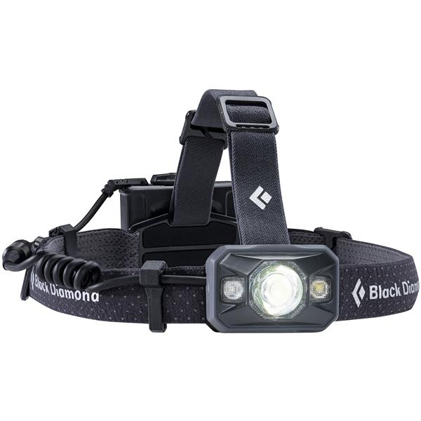 Black Diamond(ブラックダイヤモンド) アイコン/ブラック BD81071アウトドアギア LEDタイプ ランタン ヘッドライト 単3形(AA) ブラック