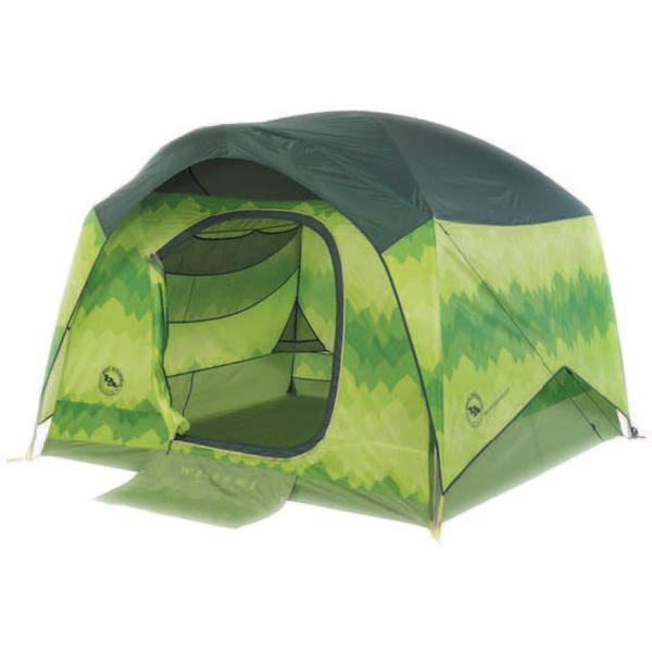 BIG AGNES(ビッグアグネス) ビッグアグネス ビッグハウス6DX(プリント)/グリーンリーフ TBHGL6DLX18テント タープ キャンプ用テント キャンプ6 アウトドアギア