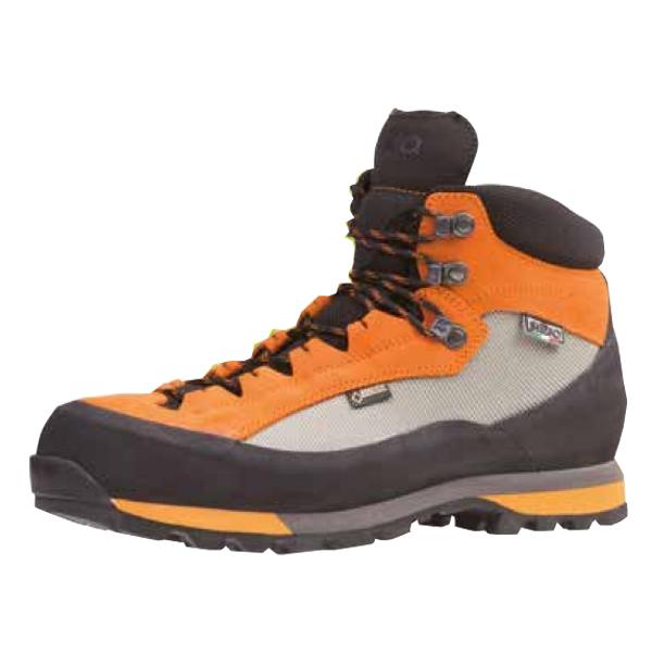SIRIO(シリオ) 41A/ORG/25.5cm 41Aアウトドアギア トレッキング用 トレッキングシューズ トレッキング 靴 ブーツ オレンジ 男性用 おうちキャンプ ベランピング