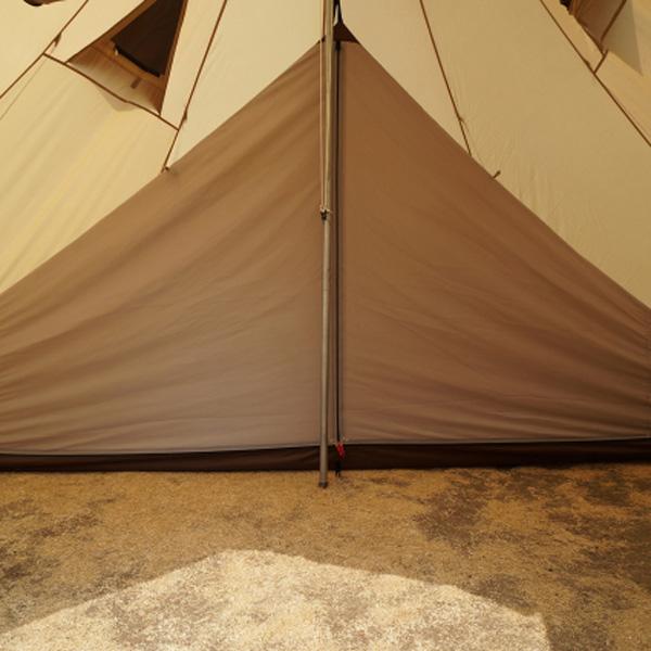 ogawa campal(小川キャンパル) ピルツ15ハーフインナー/4人用 3507フライシート テントアクセサリー タープ テントオプション アウトドアギア