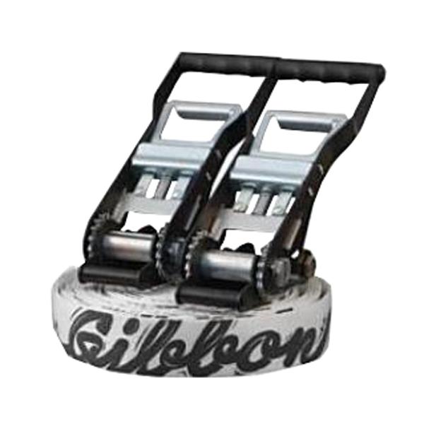 GIBBON(ギボン) ANDY LEWIS TRICK LINE SET A011403(2)アウトドアギア スラックライン フィットネス トレーニング スポーツ器具 ホワイト
