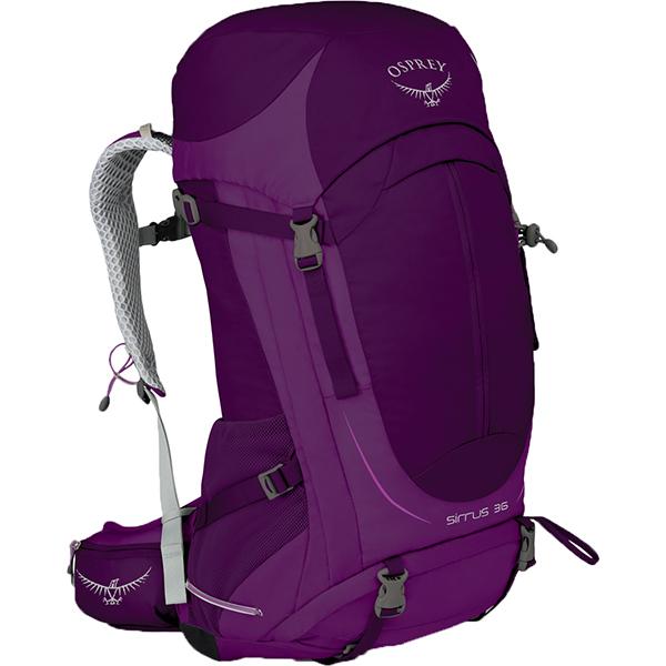 OSPREY(オスプレー) シラス 36/ルスカパープル/S/M OS50311女性用 パープル リュック バックパック バッグ トレッキングパック トレッキング30 アウトドアギア