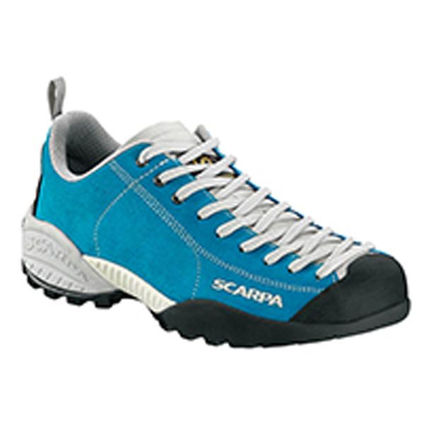 SCARPA(スカルパ) モジト/ターコイズ/#37 SC21050ブルー ブーツ 靴 トレッキング アウトドアスポーツシューズ トレイルランシューズ アウトドアギア