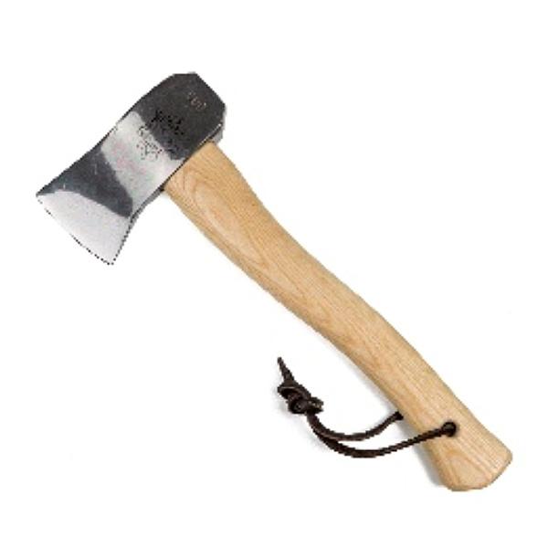 PRANDI(プランディ) ブッシュクラフト.jp キャンピングハチェット500/クラシック アッシュハンドル bushcraft8710マルチツール ナイフ アウトドア 鉈・斧 鉈・斧 アウトドアギア