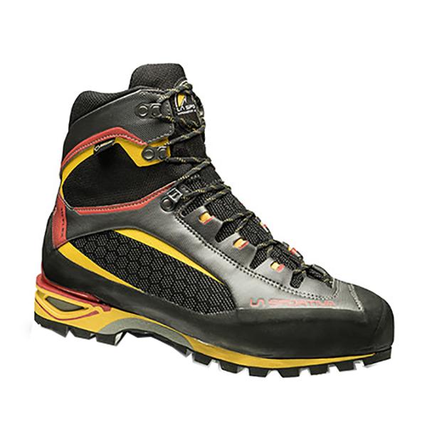 LA SPORTIVA(ラ・スポルティバ) トランゴタワーGTX/ブラック/イエロー/40 21A999100ブラック ブーツ 靴 トレッキング トレッキングシューズ アルパイン用 アウトドアギア