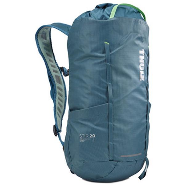 THULE(スーリー) Thule Stir 20L Hiking Pack Fjordブルー 211502男女兼用 ブルー リュック バックパック バッグ デイパック デイパック アウトドアギア