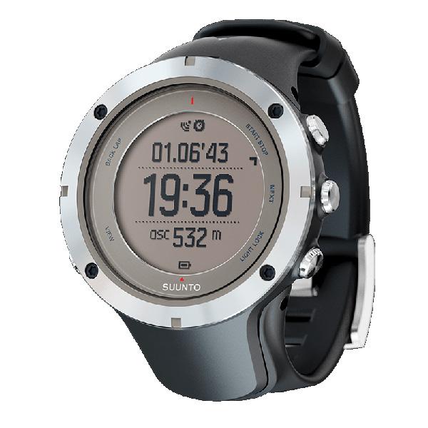 SUUNTO(スント) [正規品・2年保証]AMBIT3 PEAK SAPPHIRE(アンビット3ピークサファイア) SS020676000リチウムイオン電池 男女兼用腕時計 腕時計 高機能ウォッチ アウトドアギア