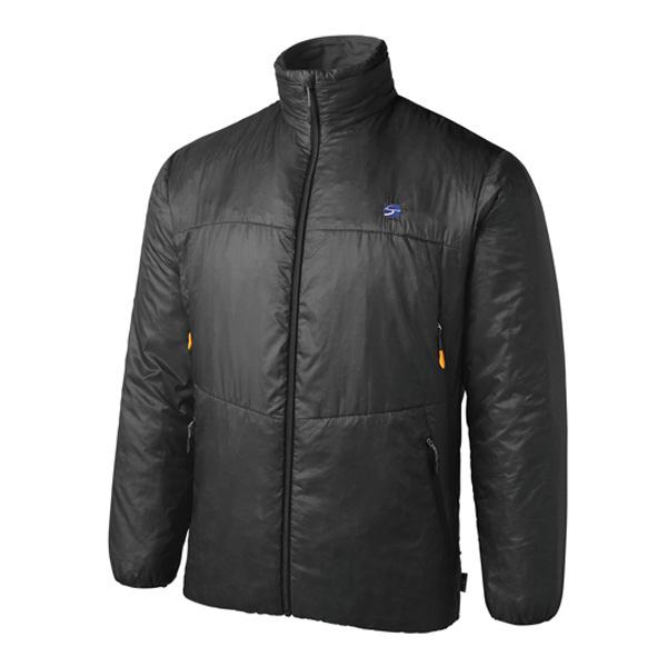 finetrack(ファイントラック) [旧モデル 残り1着]MENSポリゴン4ジャケット/BK/L FIM0201アウター メンズウェア ウェア ジャケット 中綿入り ジャケット 中綿入り男性用 アウトドアウェア