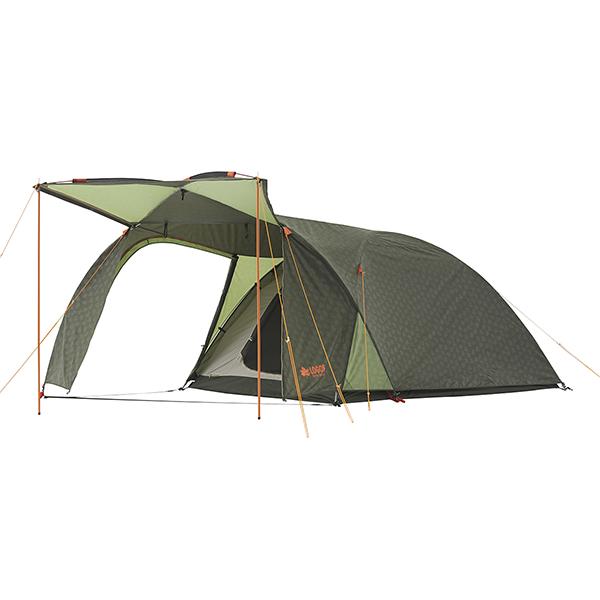 ★エントリーでポイント5倍!OUTDOOR LOGOS(ロゴス) neos PANELシビックドーム L-AH 71805030カーキ テント タープ キャンプ用テント キャンプ4 アウトドアギア