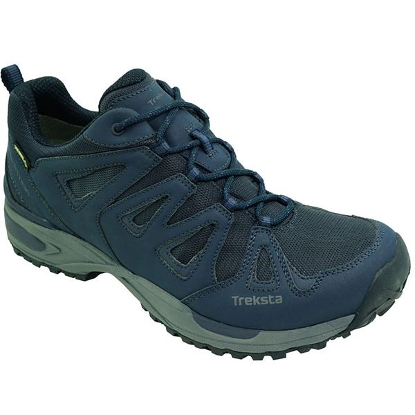 TrekSta(トレクスタ) ネバドLOWレースGTX/ブルー/25.0 EBK163ブルー ブーツ 靴 トレッキング トレッキングシューズ トレッキング用 アウトドアギア