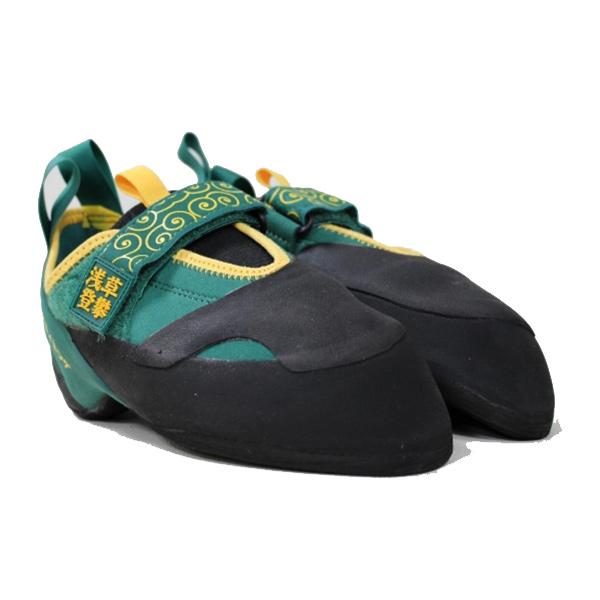 浅草クライミング TSURUGI/Green/25.5cm 1712203グリーン ブーツ 靴 トレッキング トレッキングシューズ クライミング用 アウトドアギア