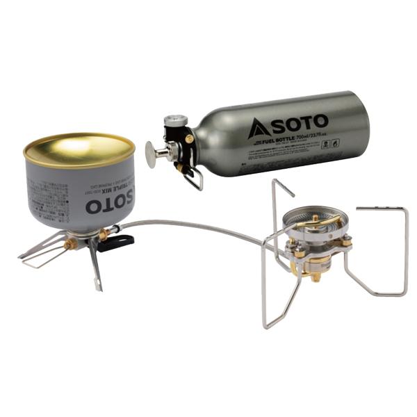 SOTO(ソト 新富士バーナー) ストームブレイカー SOD-372-24キャンプ用バーナー クッキング用品 バーべキュー シングルバーナーストーブ ストーブガソリン アウトドアギア