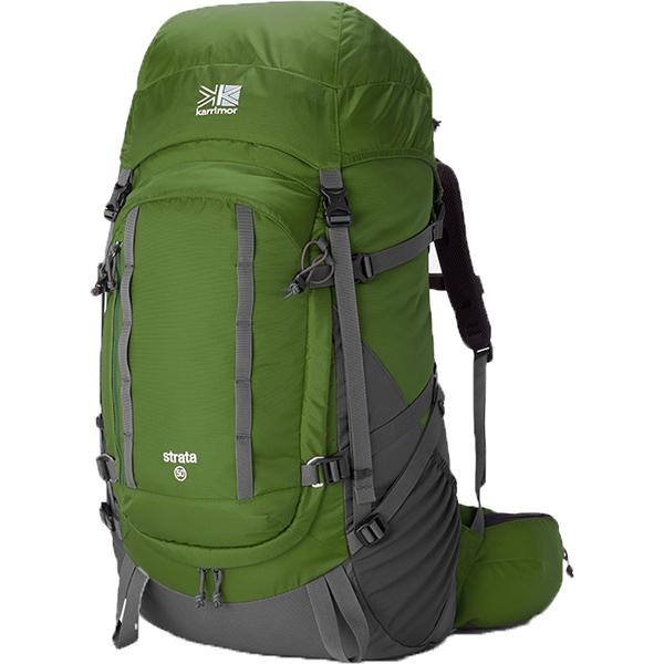 karrimor(カリマー) ストラータ 50 タイプ1/ダークオリーブ 88533 88533グリーン リュック バックパック バッグ トレッキングパック トレッキング50 アウトドアギア