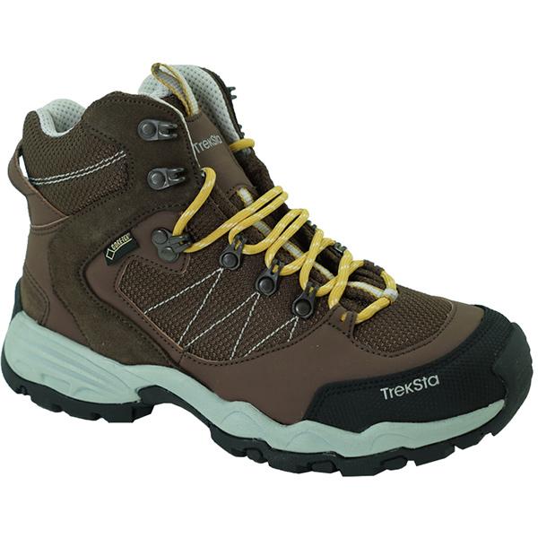 TrekSta(トレクスタ) FP-0504 HI GTXライト/BR220/25.0 EBK167ブラウン ブーツ 靴 トレッキング トレッキングシューズ ハイキング用 アウトドアギア