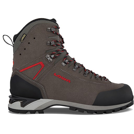 GT トレッキングシューズ L210062-9740-8男性用 プレダッツォ グレー アウトドアギア 靴 LOWA(ローバー) ブーツ トレッキング トレッキング用