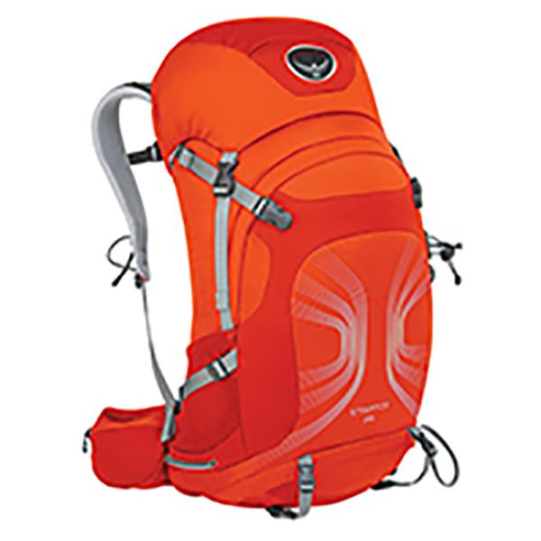 OSPREY(オスプレー) ストラトス 36/ソーラーフレアオレンジ/S/M OS50319アウトドアギア トレッキング30 トレッキングパック バッグ バックパック リュック オレンジ 男性用