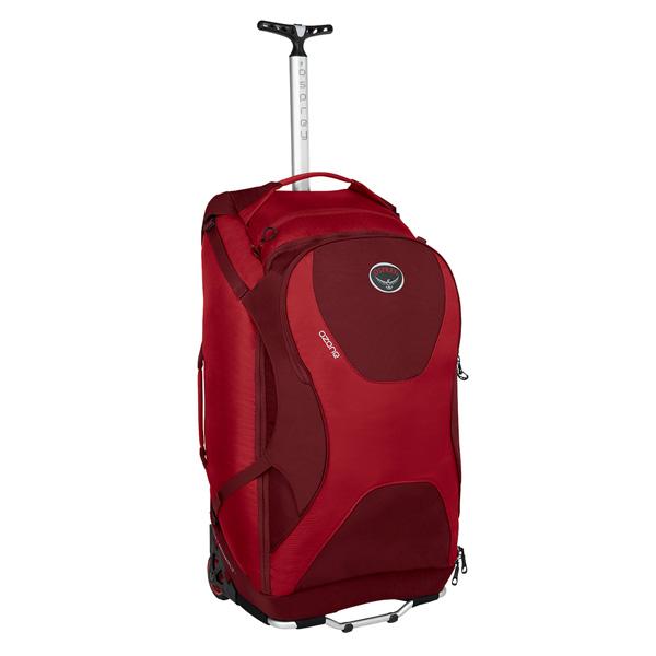 OSPREY(オスプレー) オゾン80(28インチ)/フードゥーレッド OS55400レッド キャリーバッグ バッグ ブランド雑貨 トラベル・ビジネスバッグ キャスターバッグ アウトドアギア