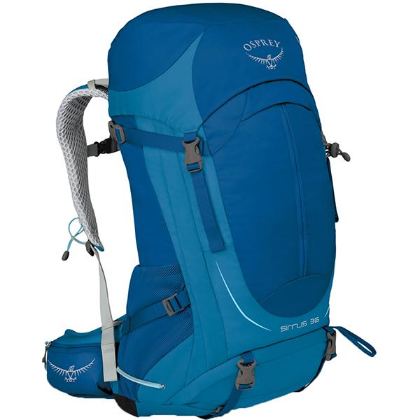 OSPREY(オスプレー) シラス 36/サミットブルー/XS/S OS50311001003アウトドアギア トレッキング30 トレッキングパック バッグ バックパック リュック ブルー 女性用 おうちキャンプ