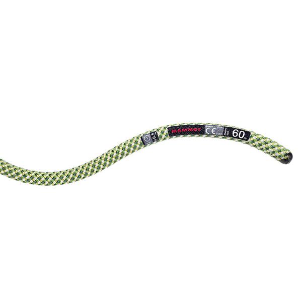 Mammut(マムート) [廃盤特価30]Mammut(マムート) 9.5 Infinity Classic/yellow-white.60m 2010-02231イエロー トレッキング 登山 アウトドア ロープ シングルロープ アウトドアギア