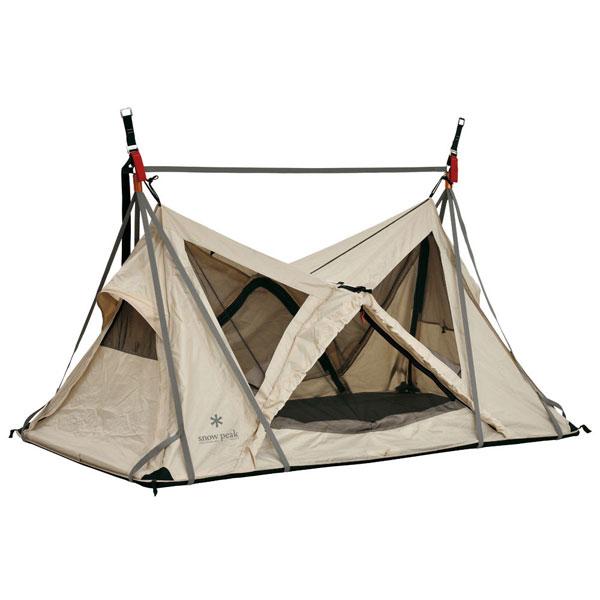 snow peak(スノーピーク) スカイネスト SD-660一人用(1人用) テント タープ キャンプ用テント キャンプ2 アウトドアギア