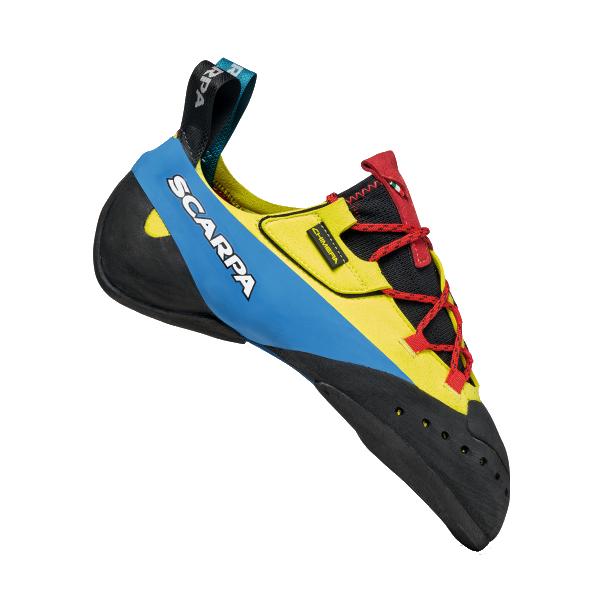 SCARPA(スカルパ) キメラ/イエロー/#34.5 SC20200イエロー ブーツ 靴 トレッキング トレッキングシューズ クライミング用 アウトドアギア