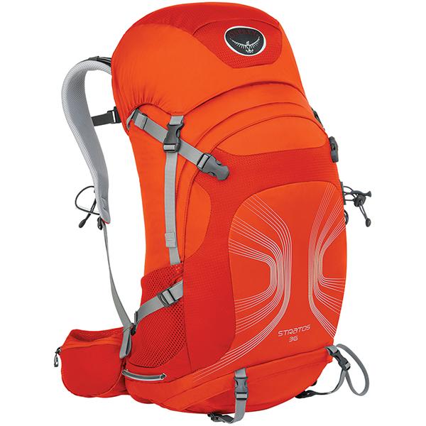 OSPREY(オスプレー) ストラトス 36/ソーラーフレアオレンジ/M/L OS50319オレンジ リュック バックパック バッグ トレッキングパック トレッキング30 アウトドアギア