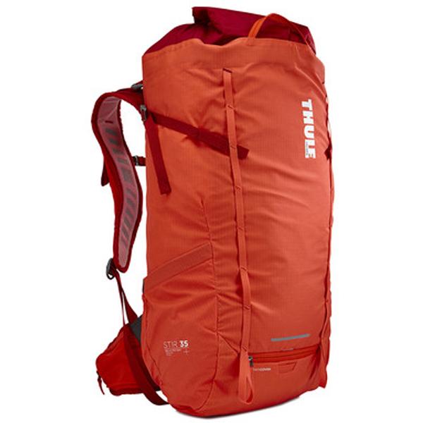 THULE(スーリー) Thule Stir 35L Mens Hiking Pack Roarangeオレンジ 211401男女兼用 オレンジ リュック バックパック バッグ デイパック デイパック アウトドアギア