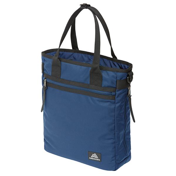 GREGORY(グレゴリー) カバートトート/インディゴ 73332ブルー トートバッグ 男女兼用バッグ アウトドアギア