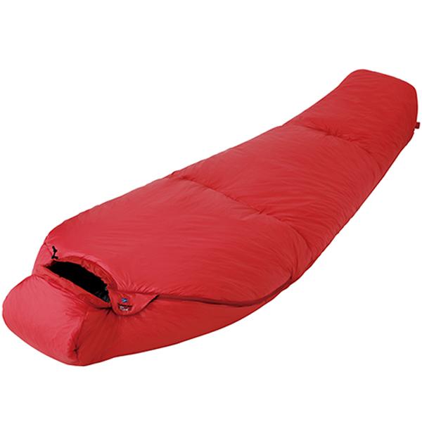 finetrack(ファイントラック) ポリゴンネストレッド/RD FAG0553レッド ウインタータイプ(冬用) シュラフ 寝袋 アウトドア用寝具 マミー型 マミーウインター アウトドアギア