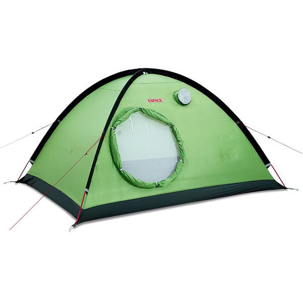 納期:2020年06月上旬ESPACE(エスパース) エスパース・マキシムナノ 2-3人用 maxim-nanoアウトドアギア 登山2 登山用テント タープ 三人用(3人用) グリーン