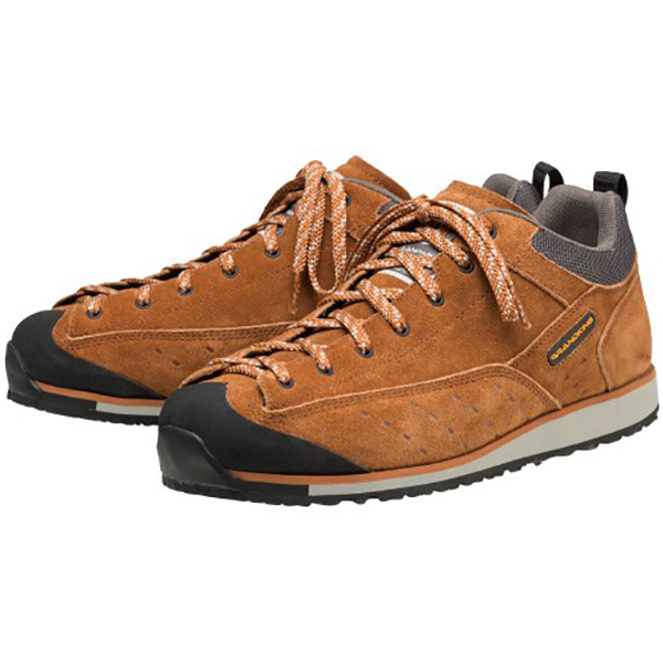 Caravan(キャラバン) グランドキングGK24/350アプリコット/26cm 0011241男女兼用 ブラウン ブーツ 靴 トレッキング トレッキングシューズ トレッキング用 アウトドアギア