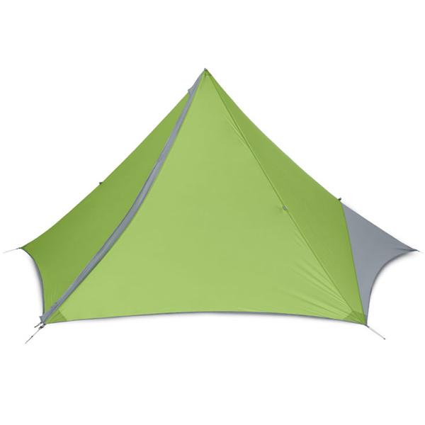 NEMO(ニーモ・イクイップメント) アポロ3P グリーン NM-APL-3P-GNグリーン 三人用(3人用) テント タープ シェルター シェルター アウトドアギア