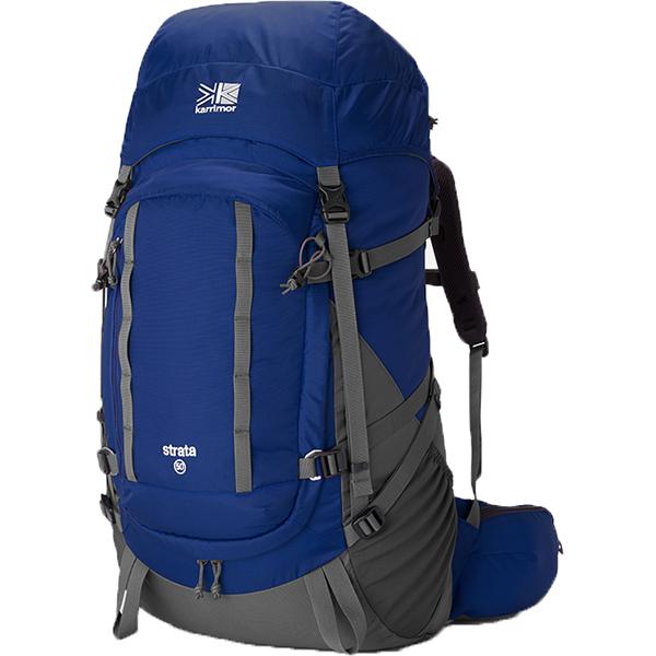 karrimor(カリマー) ストラータ 50 タイプ2/アビスブルー 500752-4620アウトドアギア トレッキング50 トレッキングパック バッグ バックパック リュック ブルー