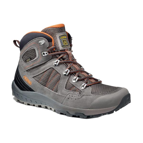 ASOLO(アゾロ) AS.ランドスケープ GV MS/BELUG/K8.5 1829667アウトドアギア トレッキング用 トレッキングシューズ トレッキング 靴 ブーツ グレー 男性用
