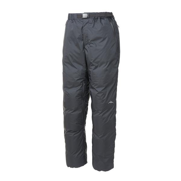 NANGA(ナンガ) オーロラダウンパンツ/BLK/L AUR-PT103男性用 ブラック ロングパンツ メンズウェア ウェア ダウンパンツ ダウンパンツ男性用 アウトドアウェア