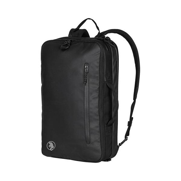 Mammut(マムート) Seon 3-Way 18/black 2510-04060アウトドアギア クライミングバッグ バッグ バックパック リュック ブラック