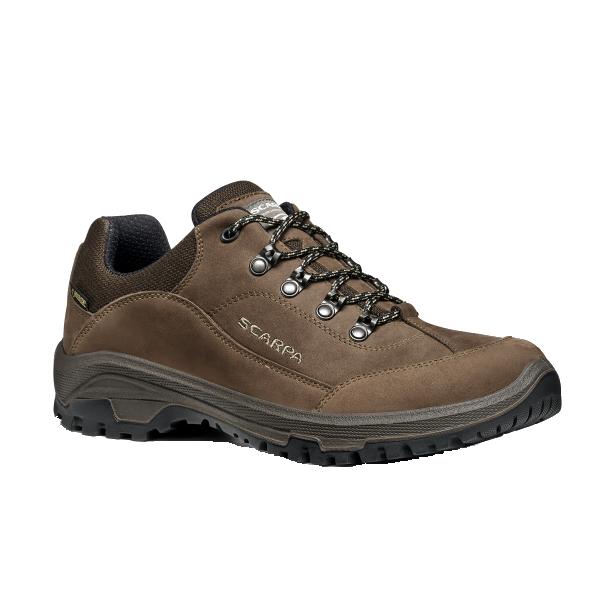 SCARPA(スカルパ) サイラスGTX/ブラウン/#42 SC21080男性用 ブラウン ブーツ 靴 トレッキング トレッキングシューズ ハイキング用 アウトドアギア