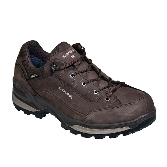 LOWA(ローバー) レネゲードGT LO WID/E/7H L310967-4211-7Hアウトドアギア ハイキング用 トレッキングシューズ トレッキング 靴 ブーツ ブラウン 男性用