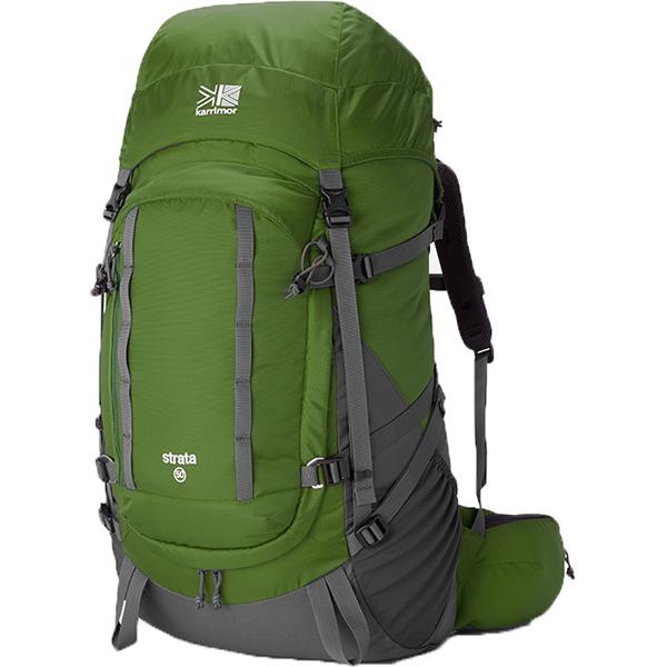karrimor(カリマー) ストラータ 50 タイプ2/ダークオリーブ 500752-8500アウトドアギア トレッキング50 トレッキングパック バッグ バックパック リュック グリーン