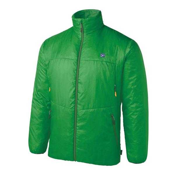 finetrack(ファイントラック) MENSポリゴン4ジャケット/EV/L FIM0201アウター メンズウェア ウェア ジャケット 中綿入り ジャケット 中綿入り男性用 アウトドアウェア