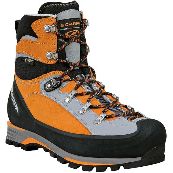 SCARPA(スカルパ) トリオレ プロ GTX/オレンジ/#45 SC23011オレンジ ブーツ 靴 トレッキング トレッキングシューズ トレッキング用 アウトドアギア