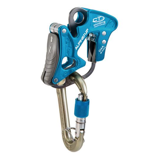 climbing technology(クライミングテクノロジー) アルパインアップ キット ブルー CT-31015アウトドアギア ロープクランプ ディッセンダー アウトドア 登山 トレッキング