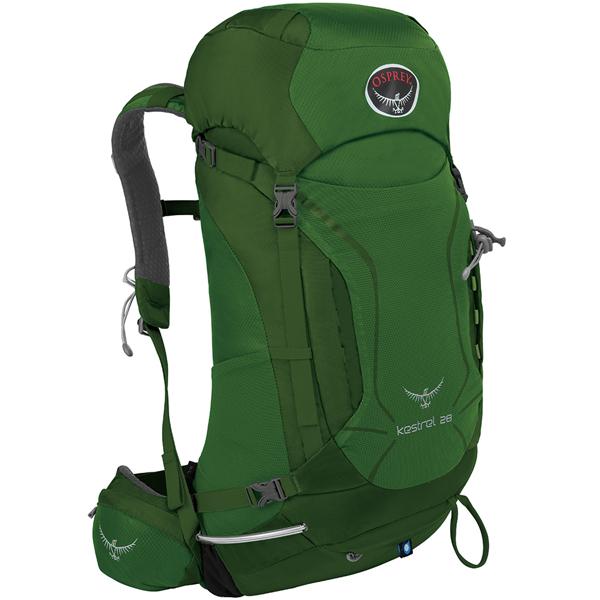 OSPREY(オスプレー) ケストレル 28/ジャングルグリーン/S/M OS50152グリーン リュック バックパック バッグ トレッキングパック トレッキング30 アウトドアギア