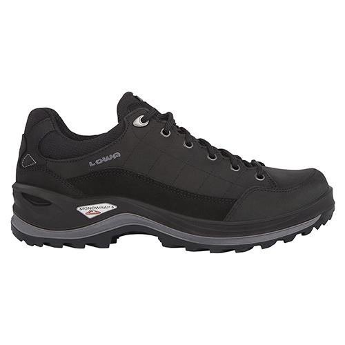 LOWA(ローバー) レネゲードIII GT LO/B(ブラック)/8H L310960-0999-8H男性用 ブラック ブーツ 靴 トレッキング トレッキングシューズ ハイキング用 アウトドアギア