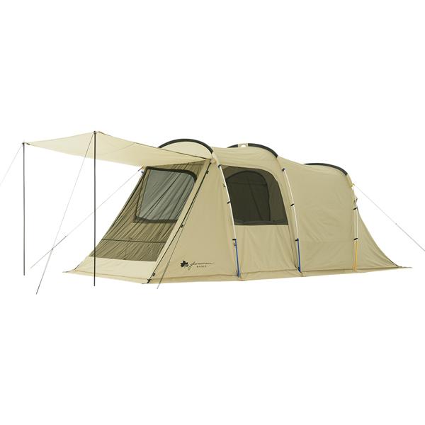 OUTDOOR LOGOS(ロゴス) グランベーシック トンネルドーム XL-AG 71805023テント タープ キャンプ用テント キャンプ5 アウトドアギア