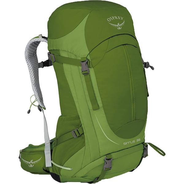 OSPREY(オスプレー) シラス 36/タイムグリーン/S/M OS50311女性用 グリーン リュック バックパック バッグ トレッキングパック トレッキング30 アウトドアギア