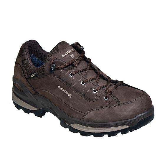 LOWA(ローバー) レネゲードGT LO WID/E/8 L310967-4211-8アウトドアギア ハイキング用 トレッキングシューズ トレッキング 靴 ブーツ ブラウン 男性用