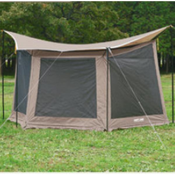 ★エントリーでポイント5倍!UNIFLAME(ユニフレーム) REVOメッシュウォール 681763テントアクセサリー タープ テント テントオプション サイドウォール アウトドアギア